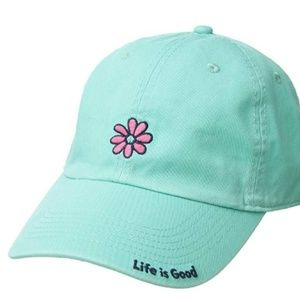 Life is Good Chill Cap Baseball Hat Collection